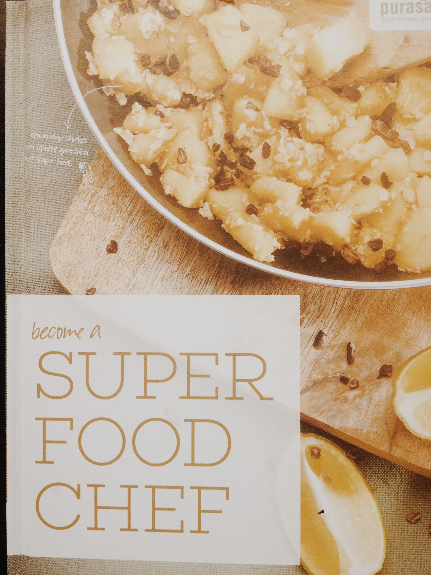 Copywriting kookboek: How to Become a Superfood Chef
